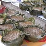Món đặc sản Bánh tổ   hương vị tết Quảng Nam