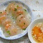 Món đặc sản Bánh bột lọc chua ngọt Quảng Nam