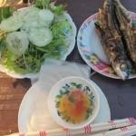 Món đặc sản Cá chuồn Núi Thành